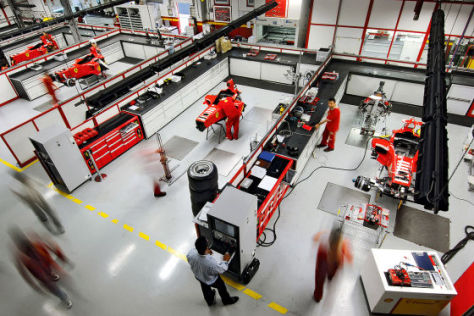 Ferrari Werk