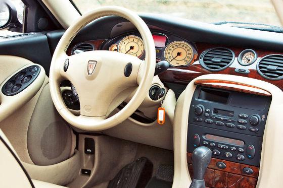 gebrauchtwagen bis 5000 euro rover 75 2 0 v6 celeste. Black Bedroom Furniture Sets. Home Design Ideas