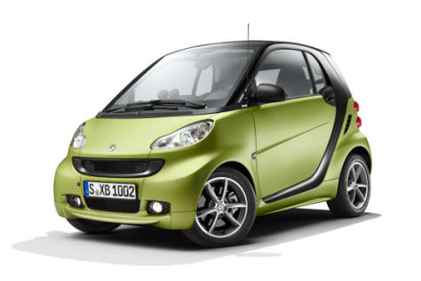 Smart fortwo Pulse (2011)