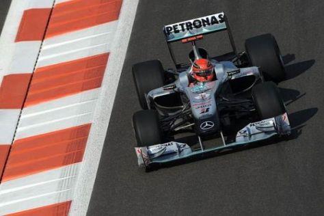 Michael Schumacher und Mercedes nehmen 2011 einen neuen Anlauf auf den WM-Titel