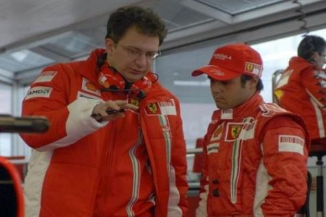 Nikolas Tombazis musste beim neuen Ferrari alle Register ziehen