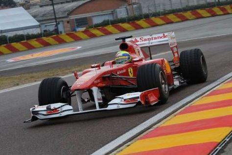 Ferrari hat bei der Entwicklung des F150 auch intensiv am Thema KERS gearbeitet