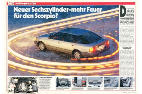 Ford Scorpio 2.4i Ghia