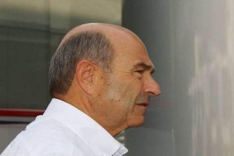 Peter Sauber richtet seinen Rennstall kommerziell in Richtung Mexiko aus