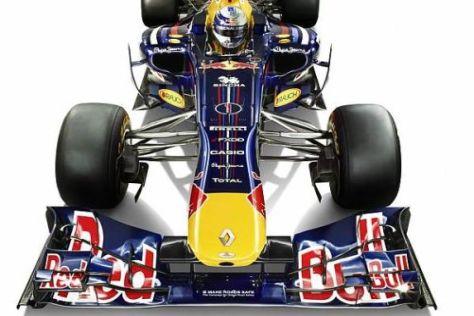 Sebastian Vettel geht in diesem Jahr mit der Startnummer eins in die Rennen