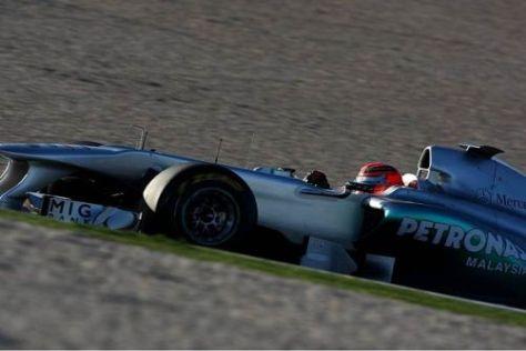 Michael Schumacher wird von vielen ernster genommen als noch Ende 2010