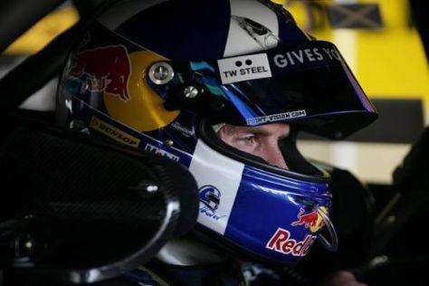 Große Frage in der DTM: Macht David Coulthard nocht ein Jahr weiter?