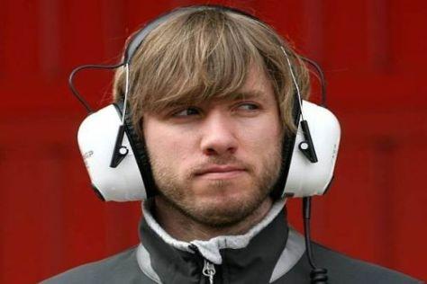 Nick Heidfeld wird voraussichtlich als Ersatzfahrer zu Mercedes zurückkehren