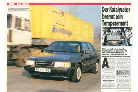 Saab 9000i 16