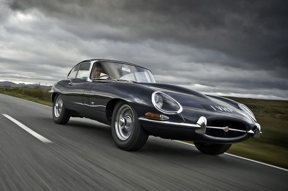 Jaguar E-Type 3.8 Coupé