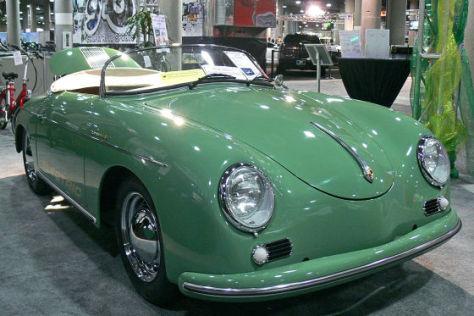 Porsche 356 Electric