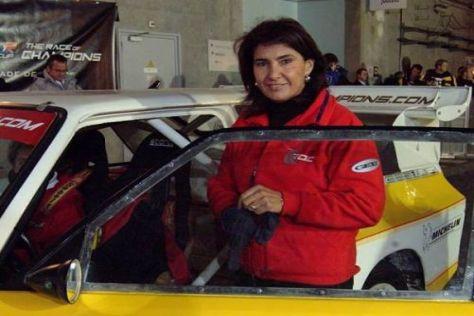 Michele Mouton kümmert sich bei der FIA um die Belange der WRC