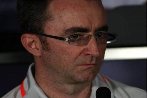 Paddy Lowe freut sich über die jungen Designer, die bei McLaren nachkommen