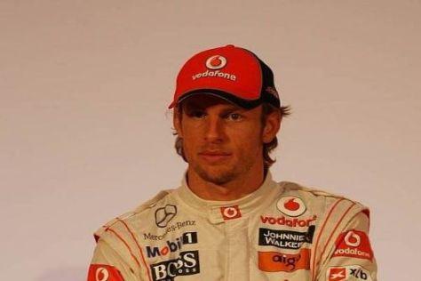 Jenson Button hat nicht das Gefühl, bei McLaren nur die Nummer zwei zu sein