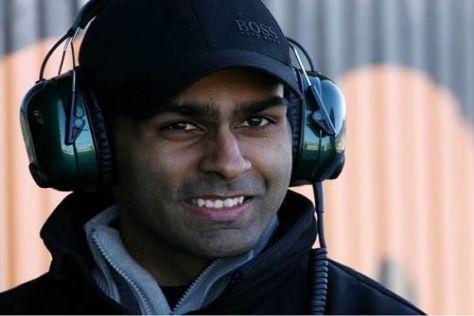 Karun Chandhok wird wohl in wenigen Tagen wieder ein Formel-1-Auto fahren