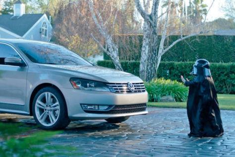 VW Passat Werbespot