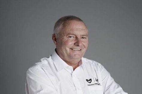 Ein Arbeiter im Fahrerlager: John Booth ist kein typischer Formel-1-Teamchef