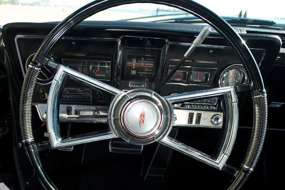 Oldsmobile Toronado Cockpit
