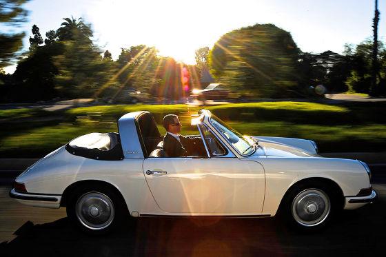 Wenn das kein echtes Cabrio ist: Frischluft und freier Himmel sind garantiert.