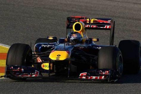 Sebastian Vettel kann vom Formel-1-Fahren kaum genug bekommen