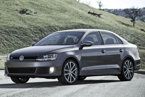 VW Jetta GLI 2011 (USA)