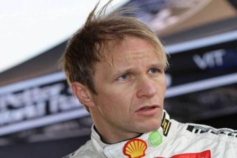 Petter Solberg hat sich für den ersten WM-Event 2011 ein Podium vorgenommen