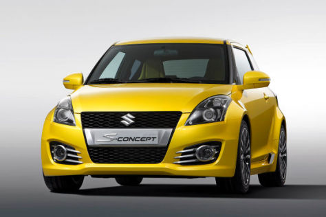 Suzuki Swift S-Concept (2011)