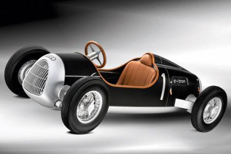 Audi Auto Union Typ C e-tron (Studie, Februar 2011)