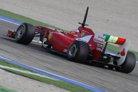 Der Ferrari F150 steht im Zentrum eines Streits um amerikanisches Markenrecht
