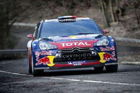 Citroen stellt den DS3 WRC für das Werks- und die Kundenteams