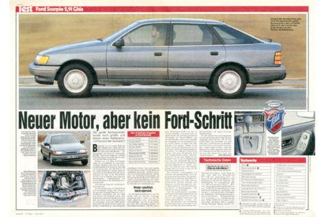 Ford Scorpio 2,9i Ghia