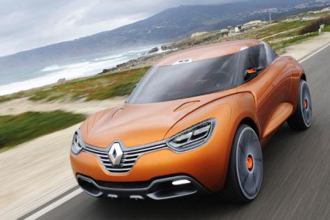 Studie Renault Captur