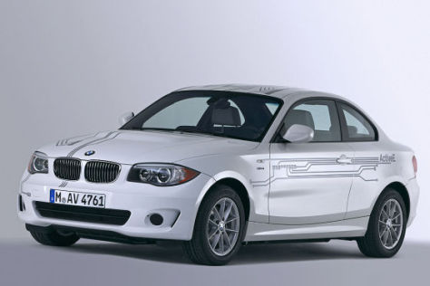 BMW 1er Coupé ActiveE