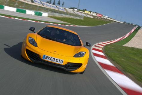 Fahrbericht McLaren MP4-12C