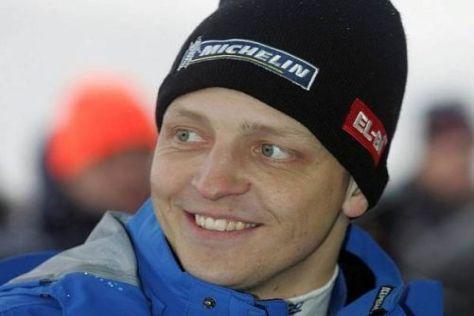 Mikko Hirvonen ist mit einem Sieg in die neue Ära der WRC gestartet
