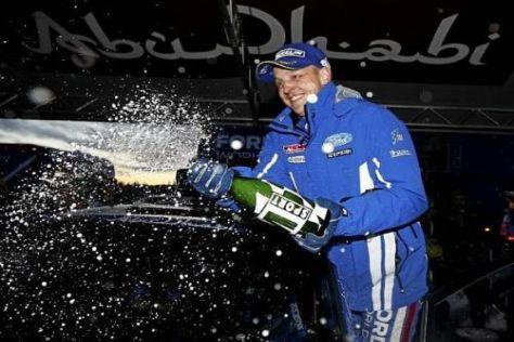 Mikko Hirvonen ist nun mit 13 Siegen der erfolgreichste Ford-Pilot