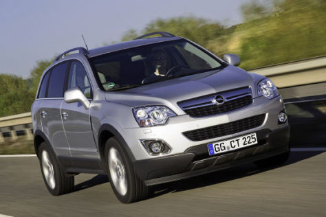 Opel Antara Facelift (2011)