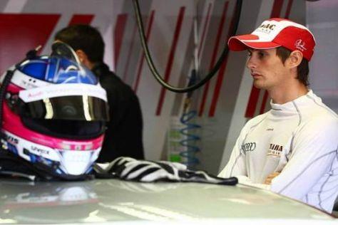 Oliver Jarvis wird wohl auch 2011 einen Neuwagen von Audi fahren dürfen