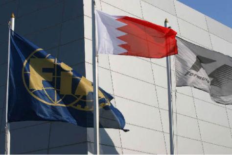 Bislang hat sich Bahrain während der Formel-1-Wochenenden friedlich gezeigt
