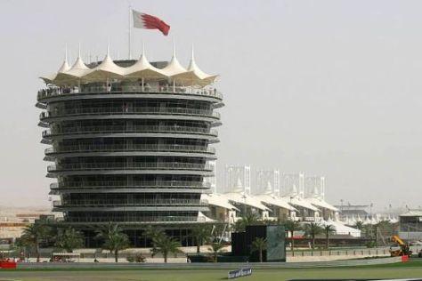 Schon Anfang März wird die Formel 1 in Bahrain testen