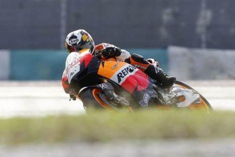 Daniel Pedrosa sieht sich und sein Honda-Team auf einem guten Weg