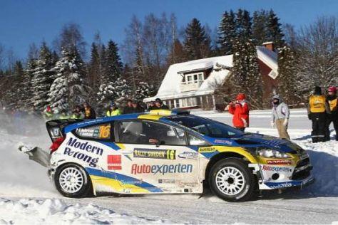 Per-Gunnar Andersson denkt an einen Start bei der Sardinien-Rallye