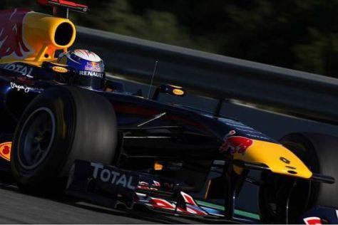 Sebastian Vettel und seine Rivalen fahren zunächst mit harten und weichen Pneus