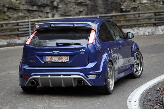 Wolf Focus RS400