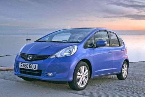 Honda Jazz: Facelift 2011