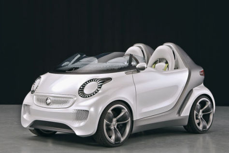 Smart forspeed in Genf 2011