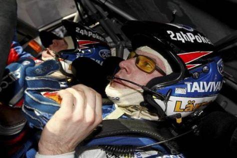Jari-Matti Latvala testet nach seinem Crash am kommenden Montag wieder