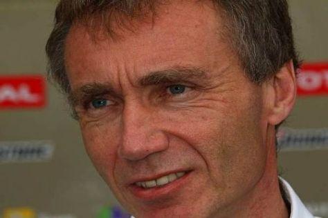 Bob Bell tritt sein neues Amt beim Mercedes-Rennstall zum 1. April 2011 an