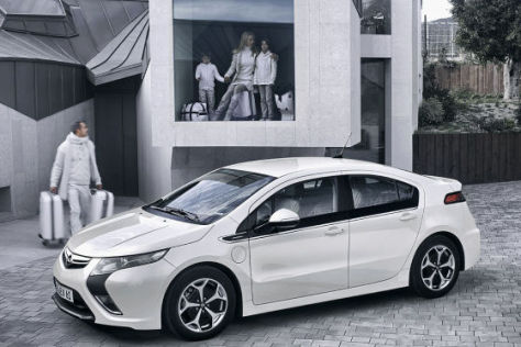 Opel Ampera Serienversion