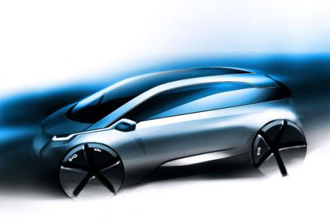 BMW i: Neue Submarke
